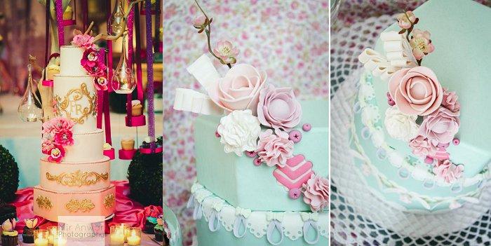 wedding cakes dubai